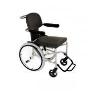 Rollstuhl RZ- Mini mit Fußschwenkbügel