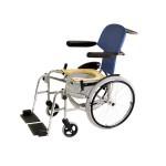 Rollstuhl RZ-Mini mit abnehmbaren Beinstützen und Toiletteneinrichtung