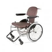 Rollstuhl RZ-Vario mit Fußschwenkbügel