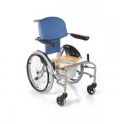 Rollstuhl RZ-Vario-Trippelrollstuhl mit Toiletteneinrichtung