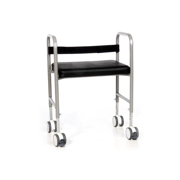 Mobilitätshilfe Trippelsitz schwarz