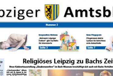 Leipziger Amtsblatt Nr. 2 vom 28.01.2017