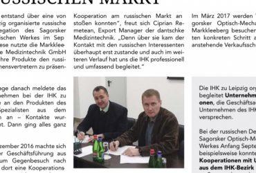 Wirtschaft – Für Mitglieder der IHK Leipzig 02/2017