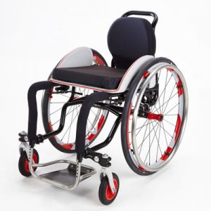 Move Technology Action Wheelchair